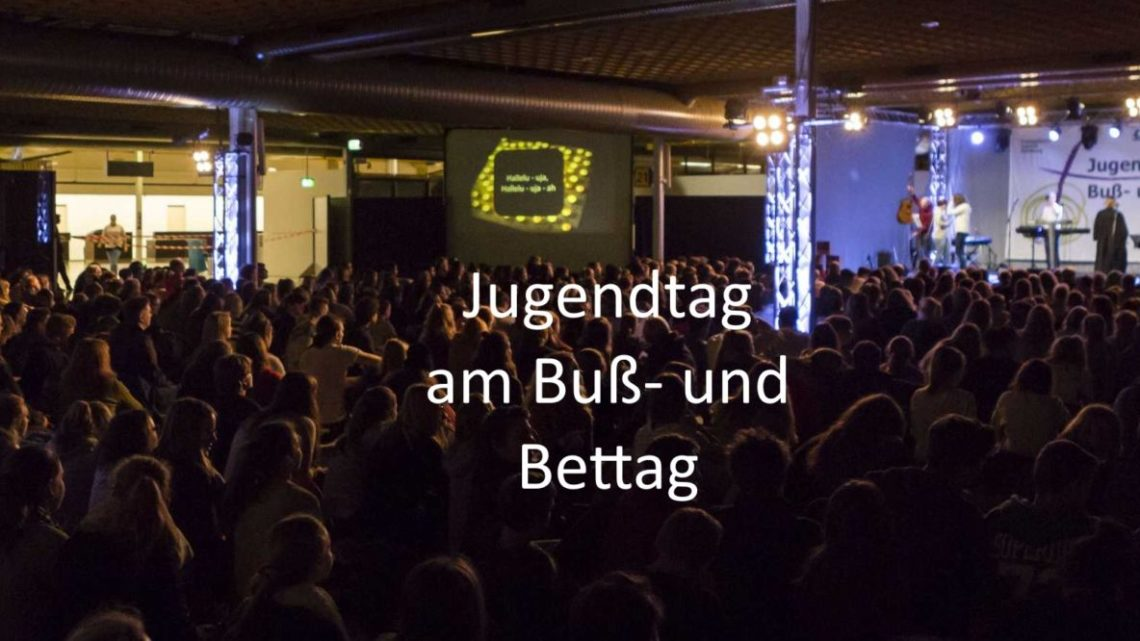 Jugendtag am Buß- und Bettag 2016 in Hamburg