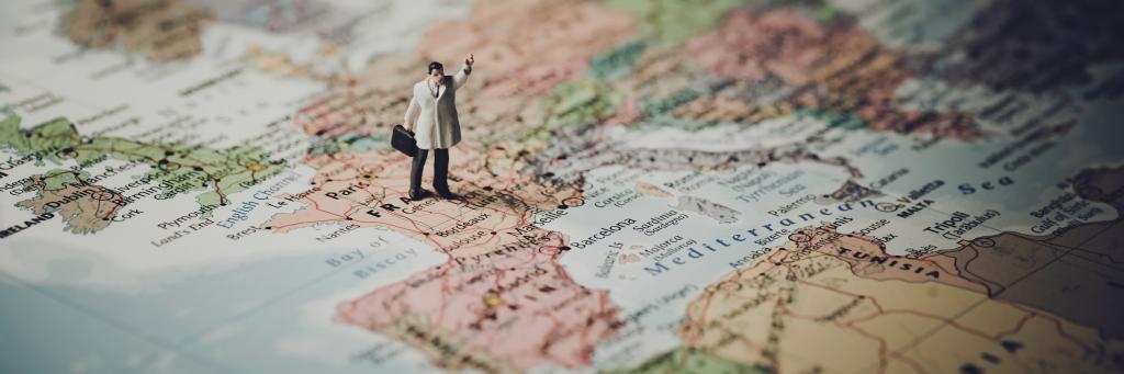 Weltreise per Google Instant View Teil 1