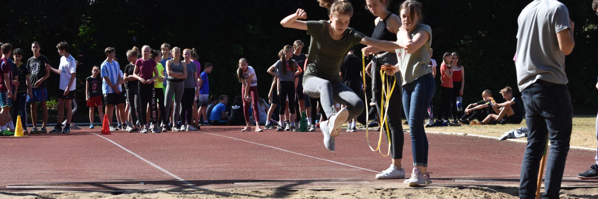 Bundesjugendspiele 2018