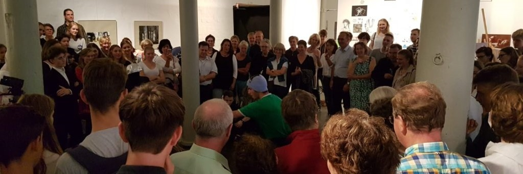 "Vernissage ""Dissonanz"""