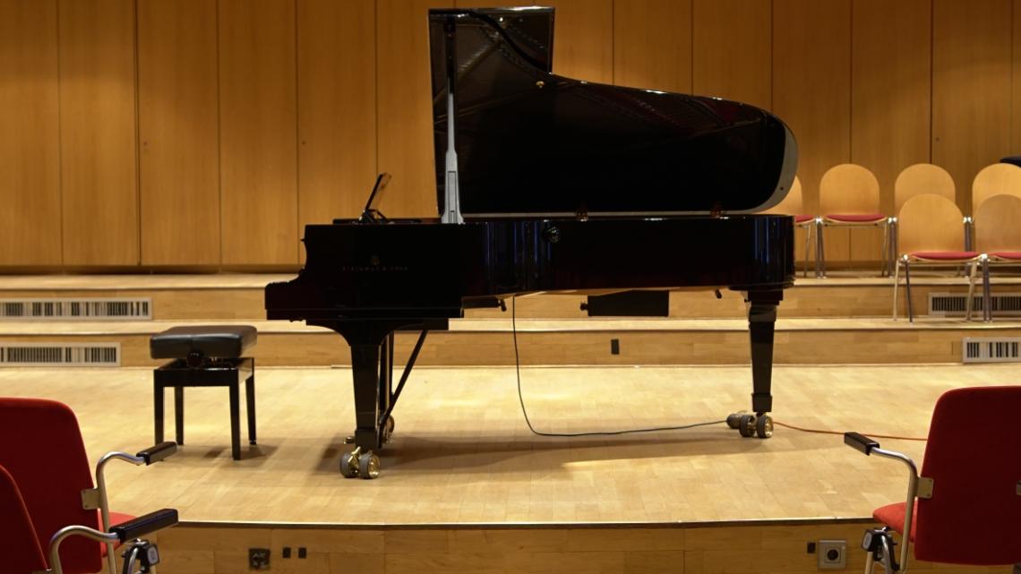 Das Sommerkonzert von Mittelstufenchor, Mittwochsorchester und den Vibbs