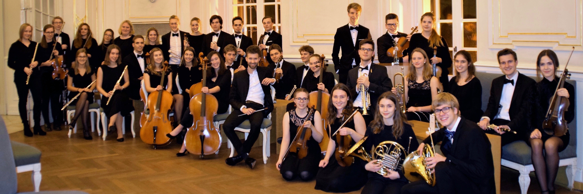 Mit dem Jugend-Sinfonieorchester in die Laeiszhalle