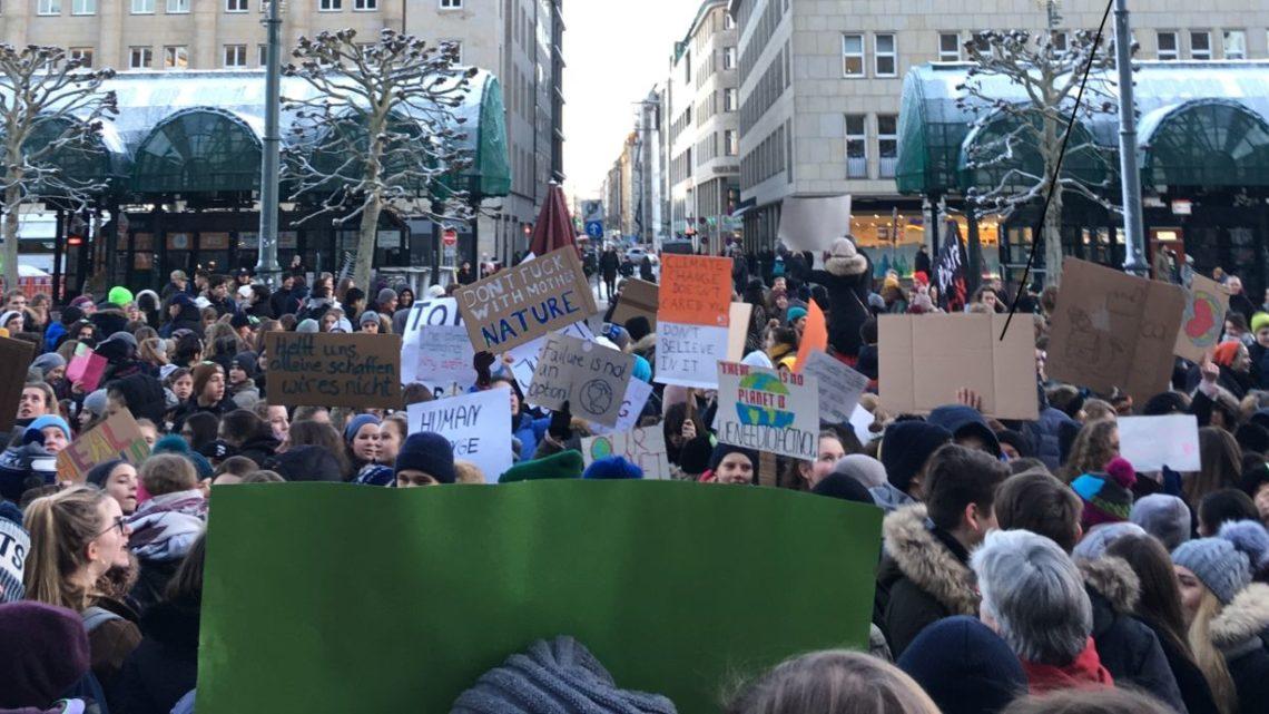Fridays for Future: Steht auf für den Klimaschutz!