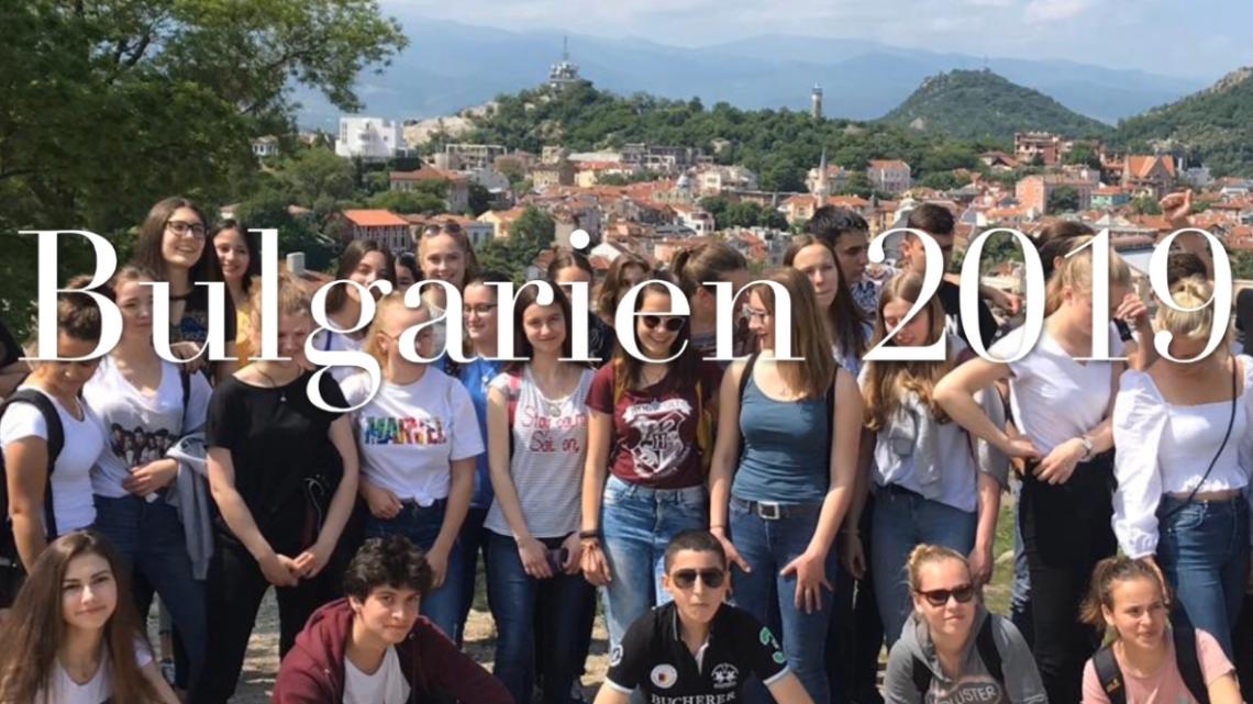 Bulgarien-Austausch: Das Video dazu