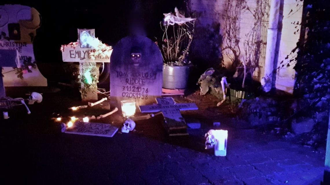 Es wird weihnachtlich! Ein neues Erlebnis im Halloweenhaus Schmalenbeck