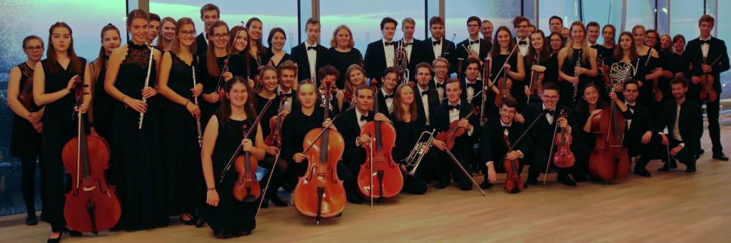Traditionelles Laeiszhallenkonzert des Jugend-Sinfonieorchesters Ahrensburg