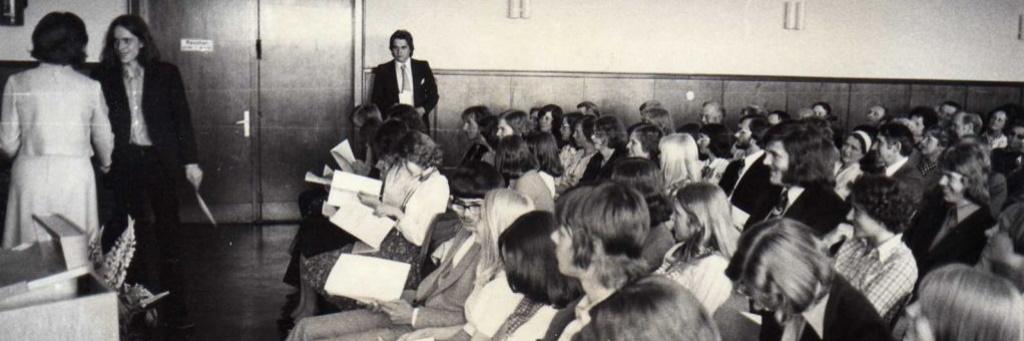 Die Schlachten der 70er Jahre an der Stormarnschule Ahrensburg