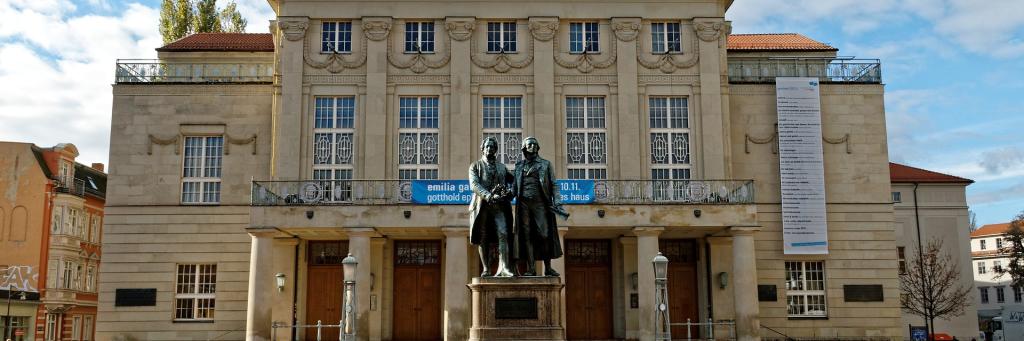 Studienfahrt nach Weimar mit der 12d